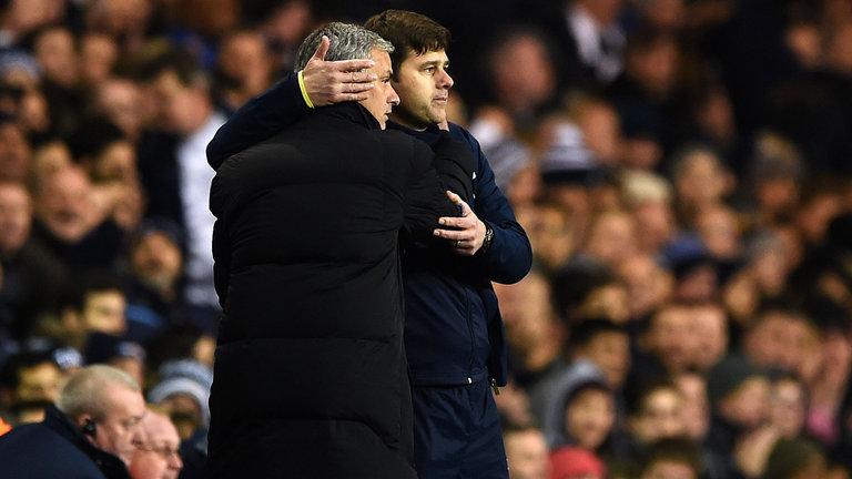 An insult to compare Mauricio Pochettino to Jose Mourinho