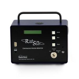RadStar RS800 Continuous Radon Monitor