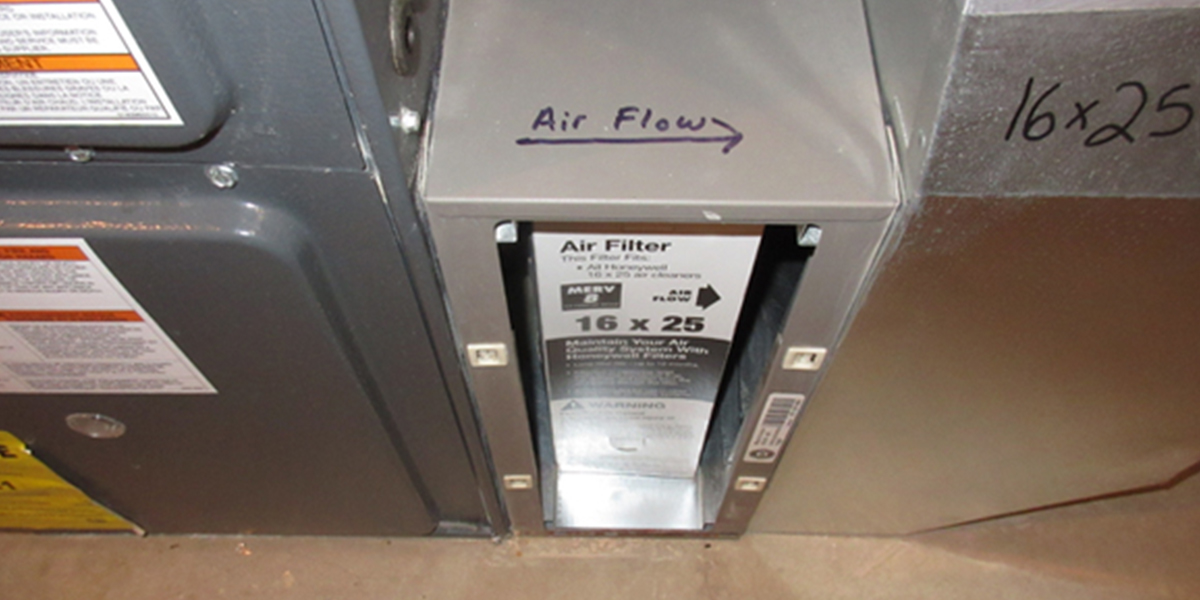 Furnace Filter Installation: The Correct Way