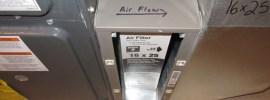 HVAC - Furnace Filter Installation