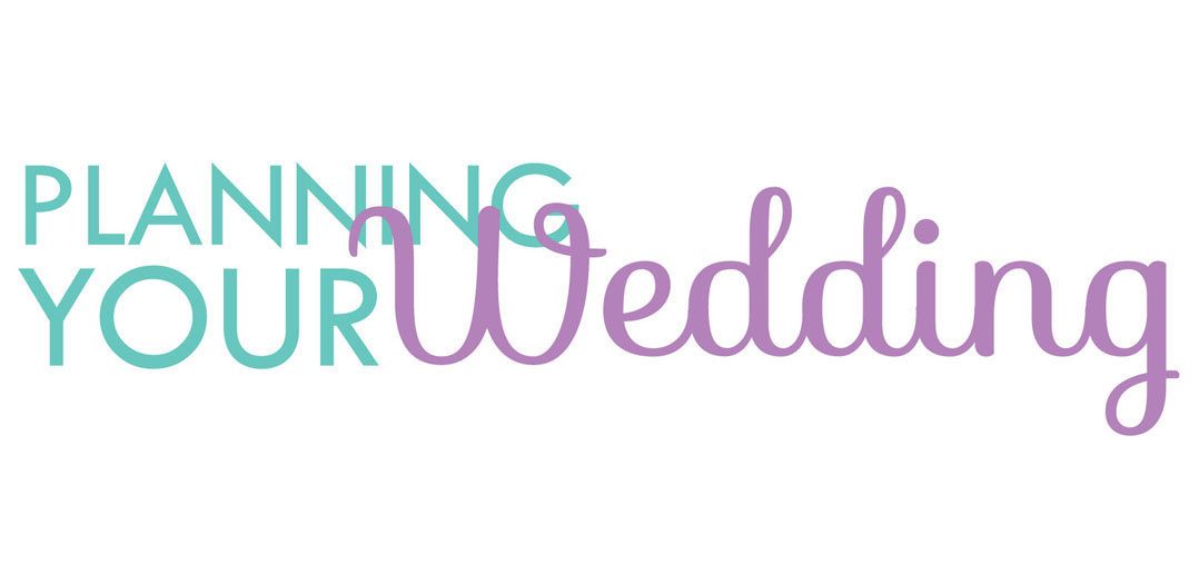planning your wedding in