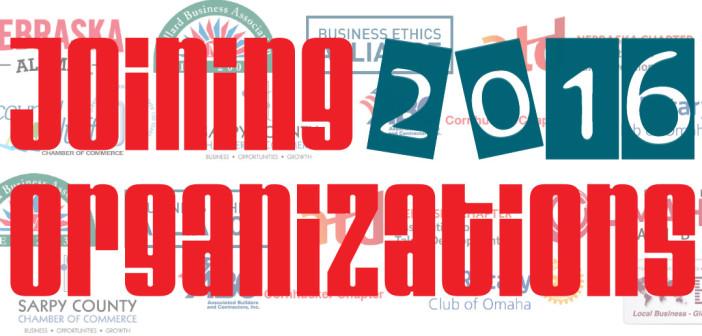 Joining Organizations 2016 in Omaha Nebraska