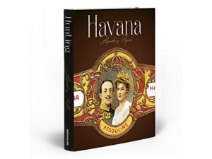 Strictly Herrmann Assouline Book - Havana Legendary Cigars