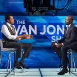 "Jay Z Becomes CNN's ""The Van Jones Show"" First Guest"