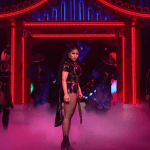 "WATCH NICKI MINAJ PERFORM ""CHUN LI"" & ""POKE IT OUT"" ON SNL"