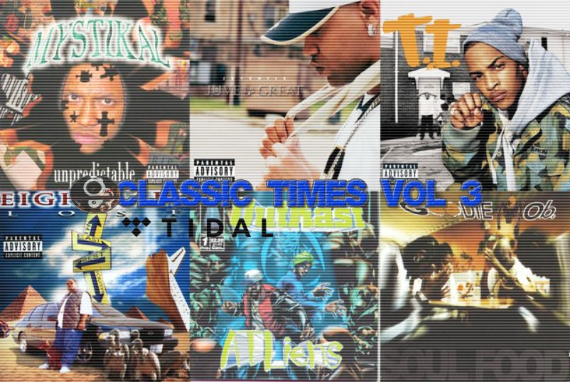 Classic Times Vol.3 Ft. T.I., Outkast, Paul Wall & More