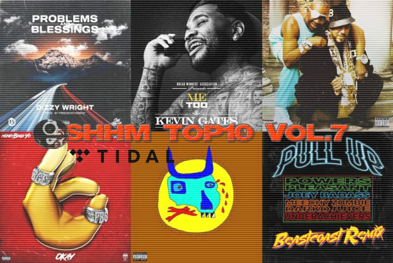Stream SHHM Top 10 Vol.7 Ft. Kevin Gates, French Montana & More