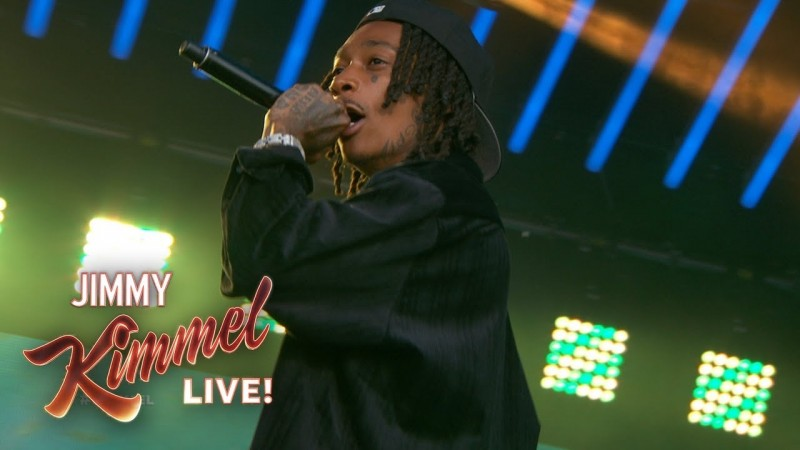 "Watch Wiz Khalifa & Lil Skies Perform ""Fr Fr"" At Jimmy Kimmel Live"