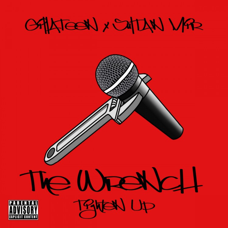 "Stream Gillateen Gilly & Sultan Mir – ""The Wrench Tighten Up"" (Full Album)"