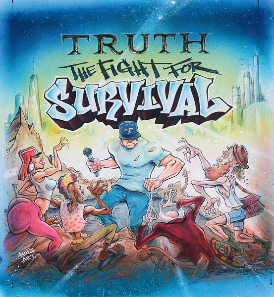 "Truth- "" The Fight For Survival"" (Album Stream)"