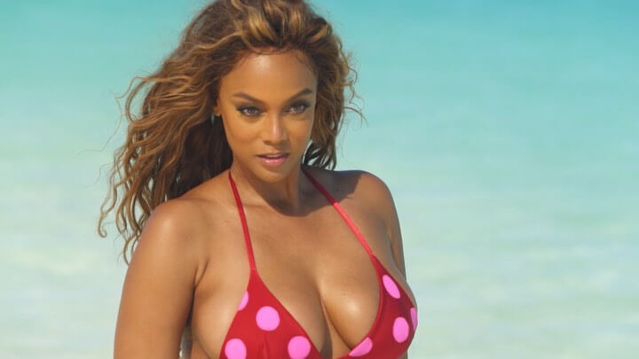 Smoking Hot Tyra Banks Returns For 2019 Sports Illustrated Swimsuit Edition
