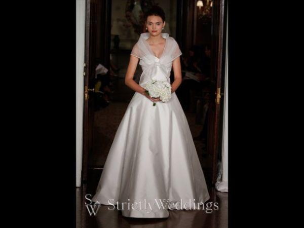 Carolina Herrera Couture Bridal Gowns