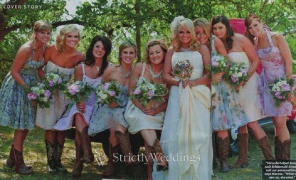 Wedding Themes Western Wedding Styles