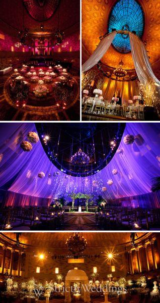 New York City Wedding Reception Venues Gotham Hall