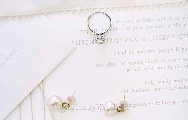 Napa Wedding Charm