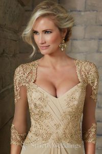 Top Designer Mother-of-the-Bride Gowns