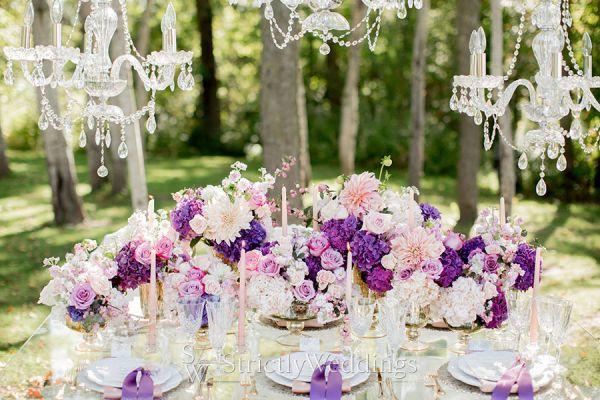 Pastel Wedding Colors For A Utopian Summer