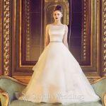 Paloma Blanca Fall 2016 Showcase Old Hollywood Glamour | Strictly Weddings