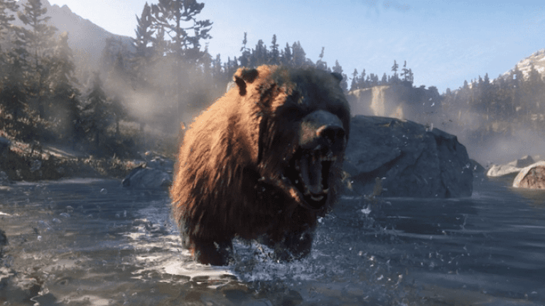 Red Dead Redemption 2 Grizzly Bear Guide Strident Gamer