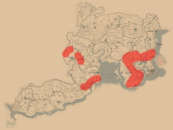Red Dead Redemption 2 Boar Guide – Strident Gamer