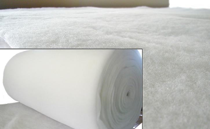 樹脂綿(キルト芯)の加工販売。衣料品の表生地、裏地、袋小物、雑貨品、キルティング加工資材