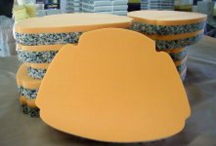 ベンチシート・椅子・ソファーなどクッション素材を交換