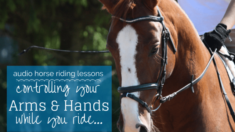 Controlling Your Hands While Riding