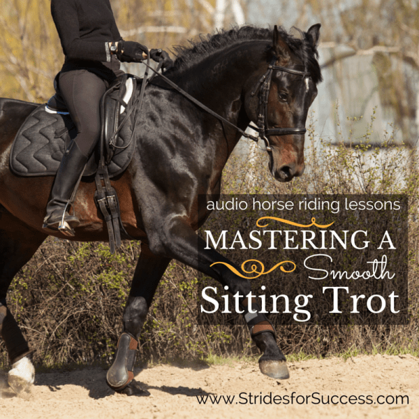 Mastering a Smooth Sitting Trot