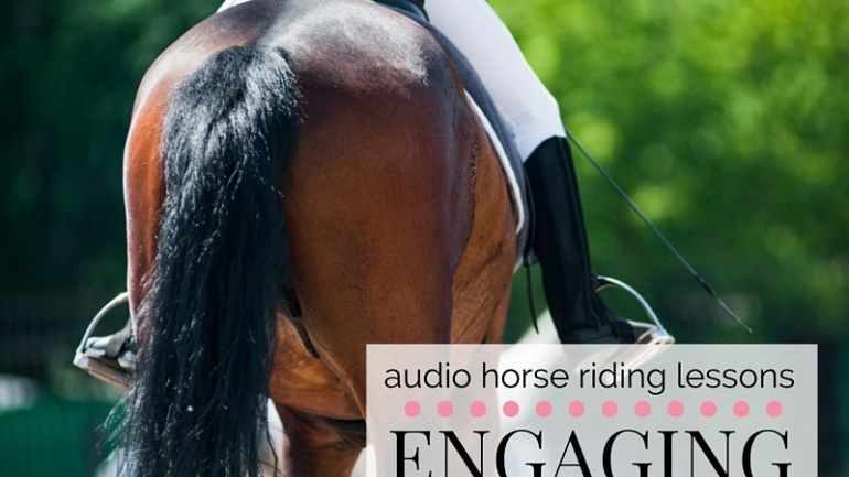 Engaging Your Horse's Hind Quarters