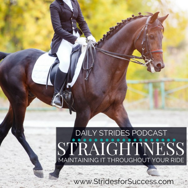 Straightness, Maintaining it Throughout Your Ride