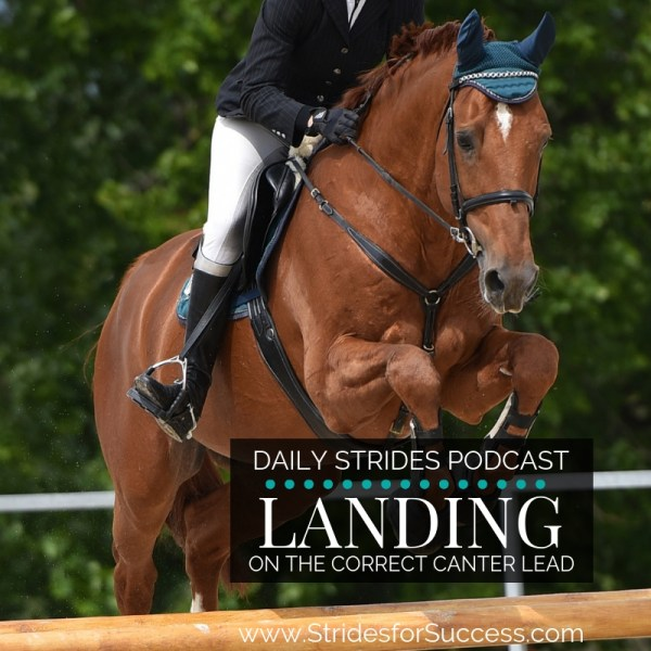 Landing on the Correct Canter Lead