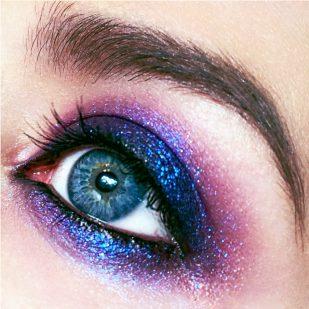 Model: Oda S - Makeup brand: Inglot