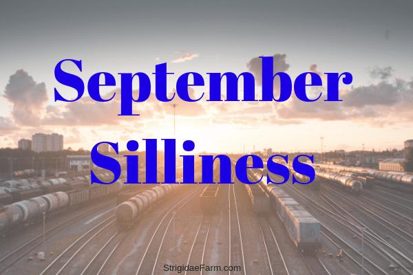 September Silliness