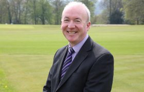 STRI appoint Mark Godfrey as new CEO