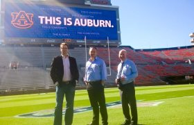 STRI Group to enhance Auburn turf research