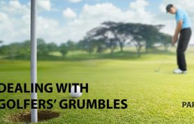 Green speeds extra – Dealing with golfers' grumbles – part five