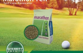 Sherriff Amenity launch Marathon TCR fertiliser