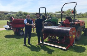 New Charterhouse double delivers versatility for Beedles Lakes Golf Club