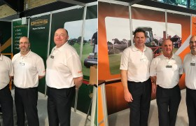 Dennis and SISIS head to BTME