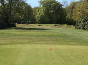 Bunkers at Fairhaven Golf Club