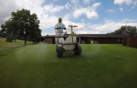 West Malling GC benefits from Turf Rewards