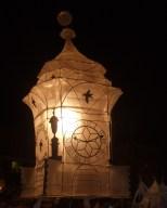 Burning Clocks lantern 2009
