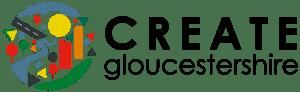 Create Gloucestershire logo