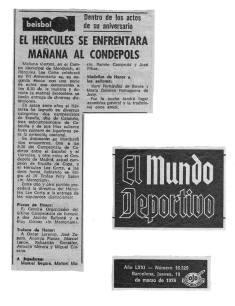 El Mundo Deportivo - 1976