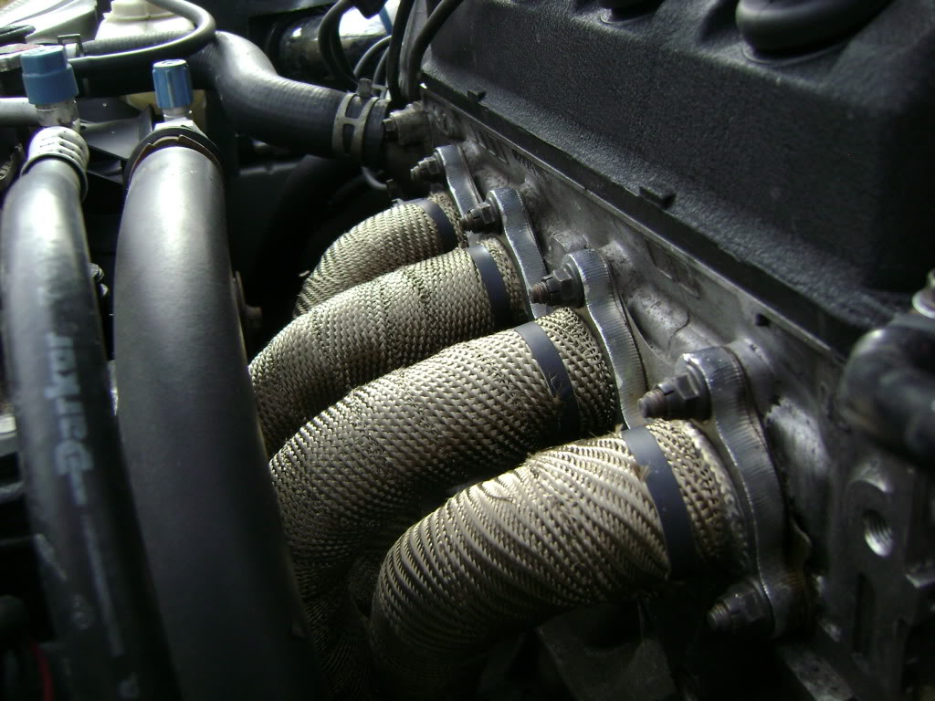 Turbo Blankets & Exhaust Insulation from DEI