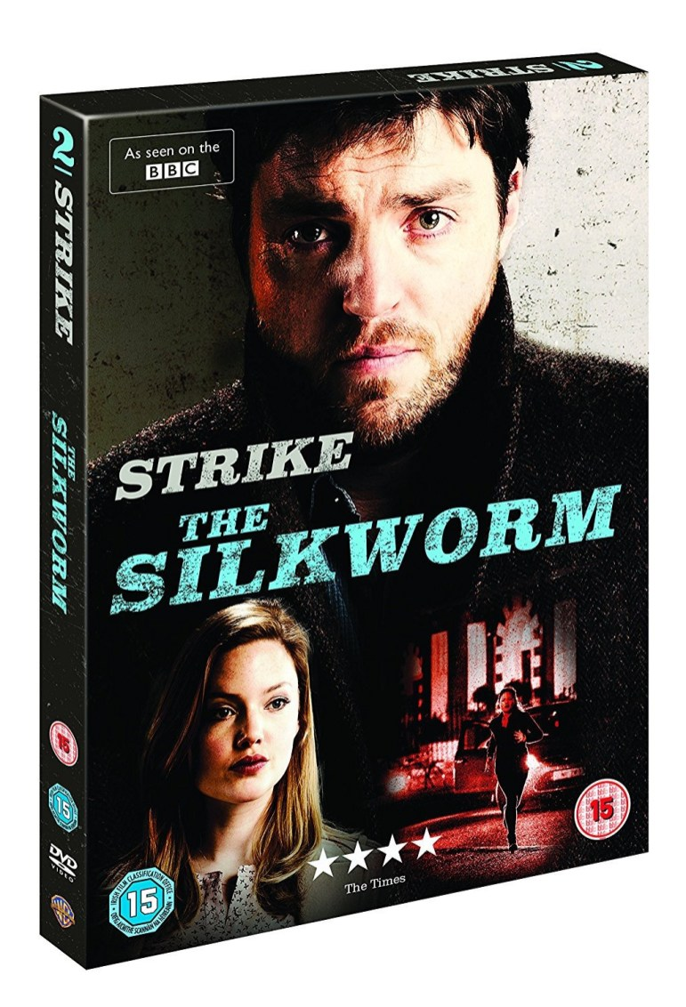 The Silkworm DVD