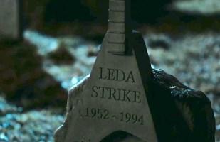 Leda's grave