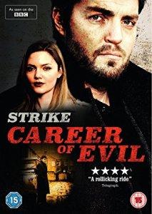 Career of Evil DVD