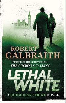 Lethal White cover