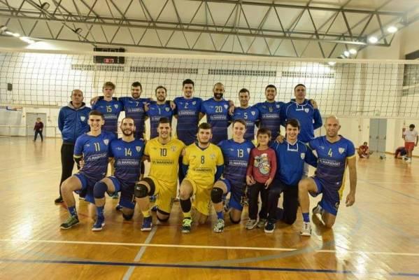 Voleibol_Strike nos Açores